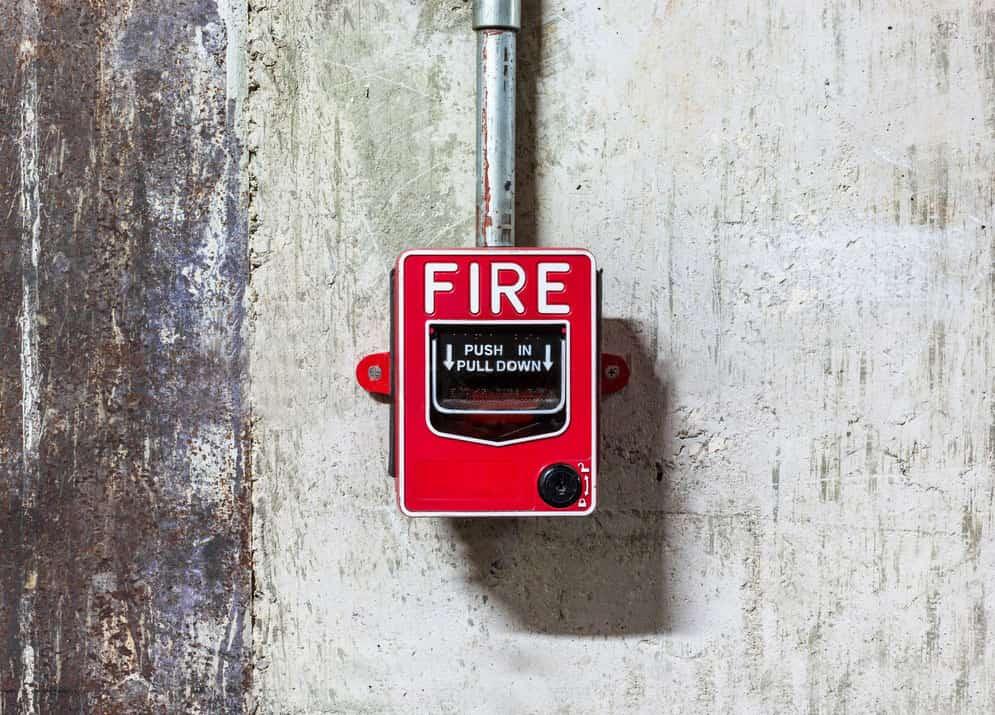 sistemas de extincion de incendios
